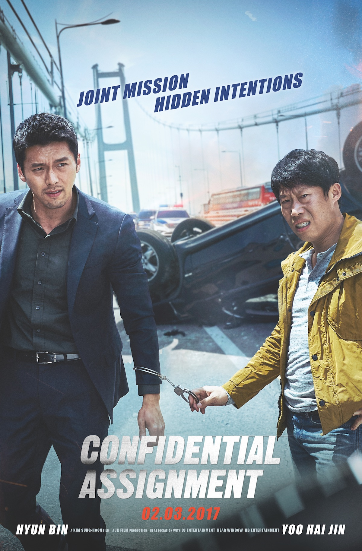 Confidential Assignment kapak