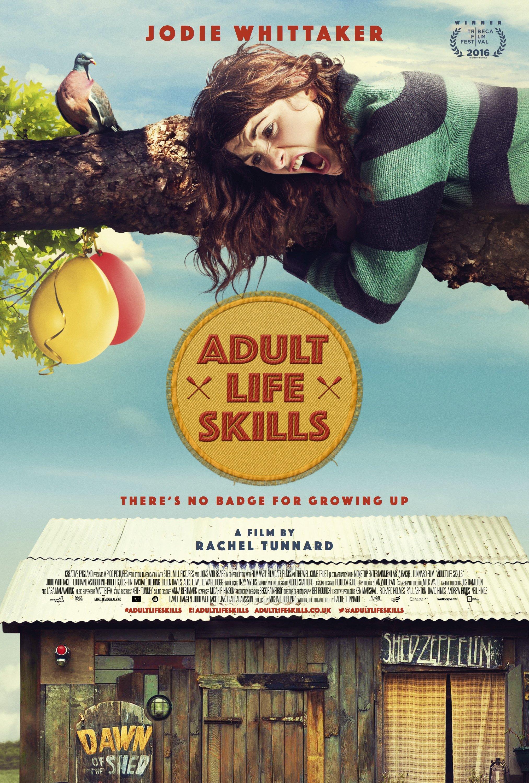Adult Life Skills kapak