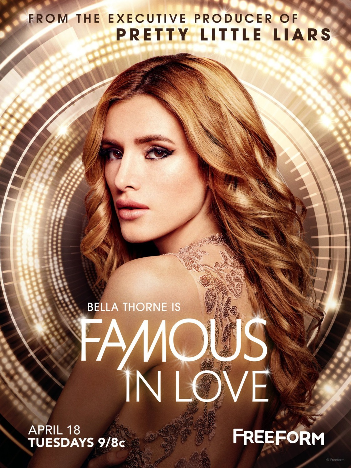 Famous in Love kapak