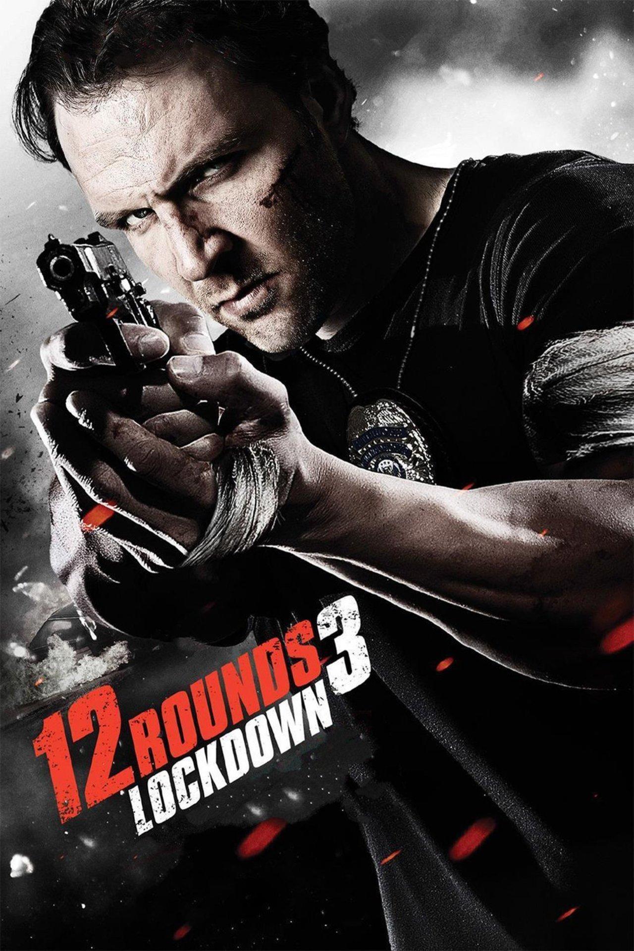 12 Rounds 3: Lockdown kapak