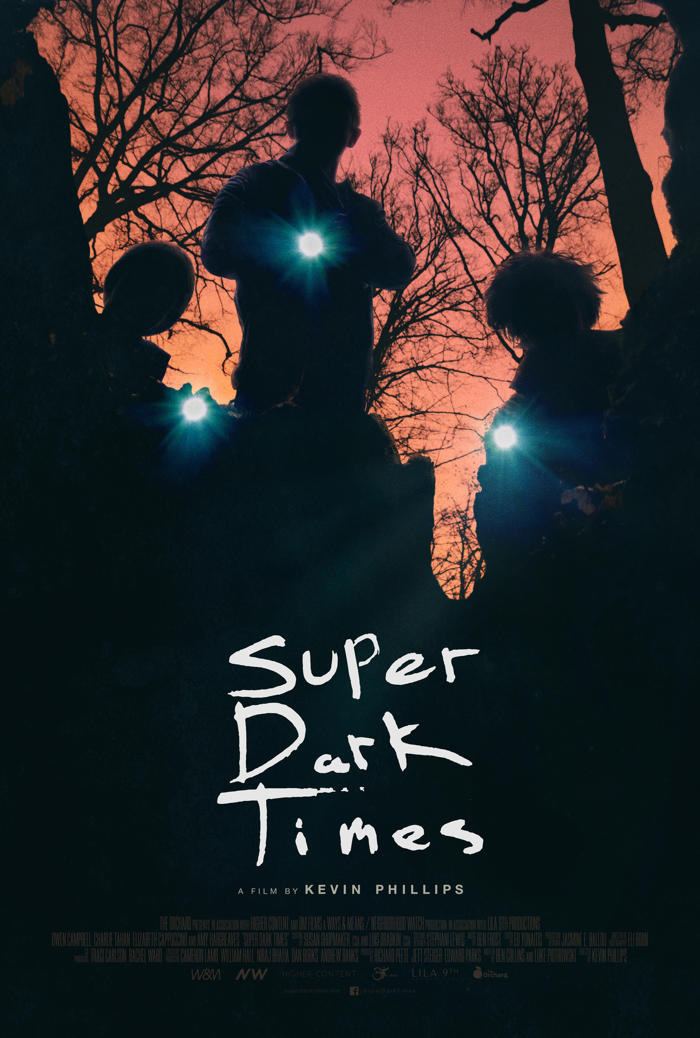Super Dark Times kapak