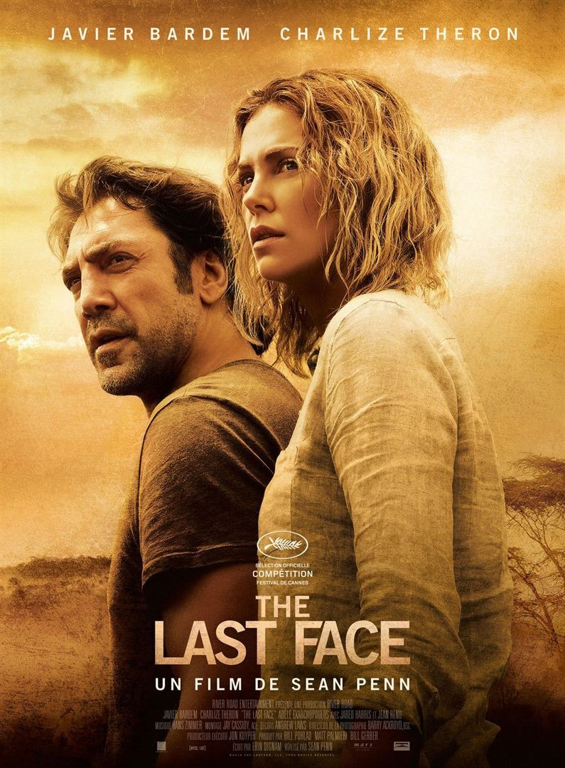 The Last Face kapak