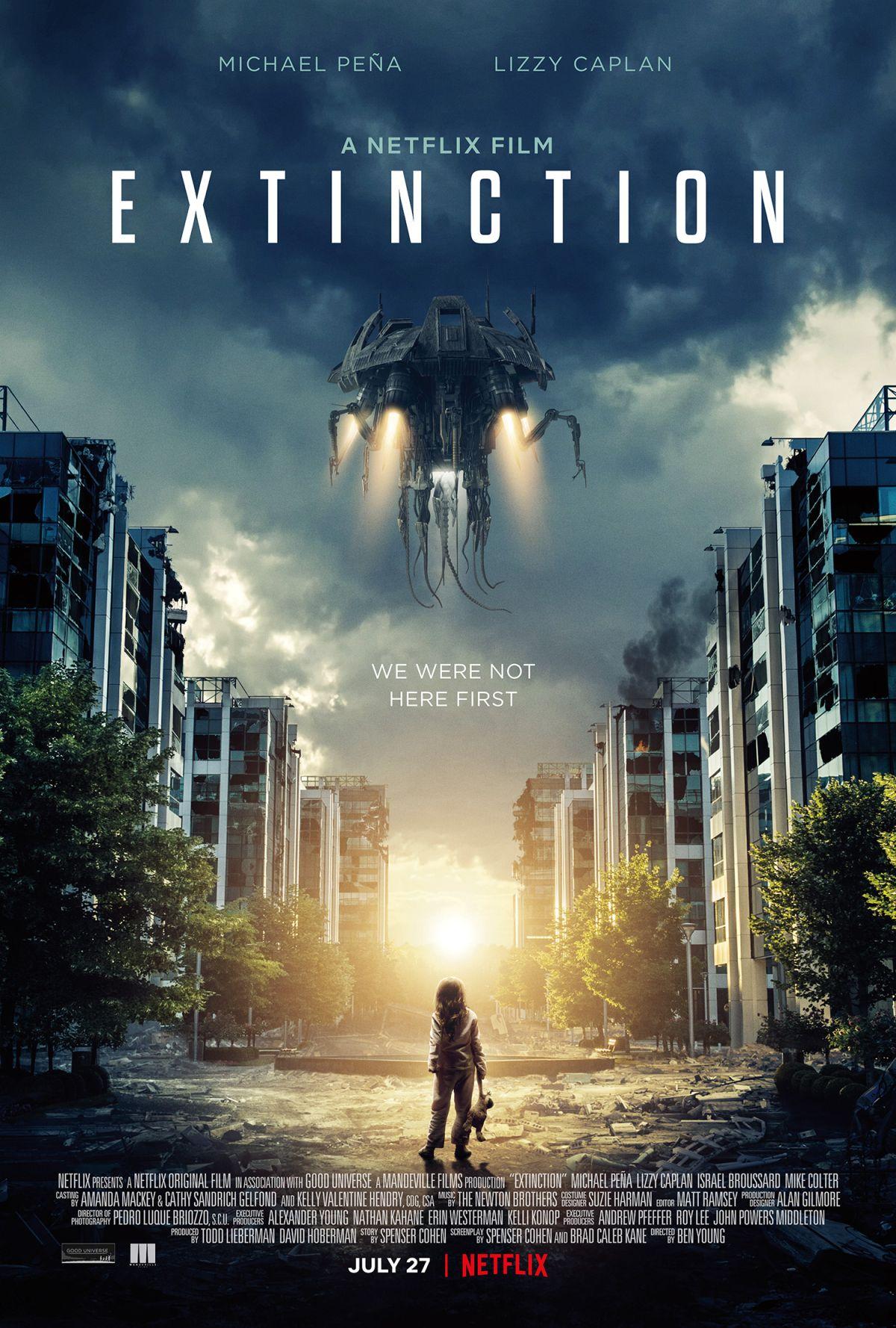 Extinction kapak