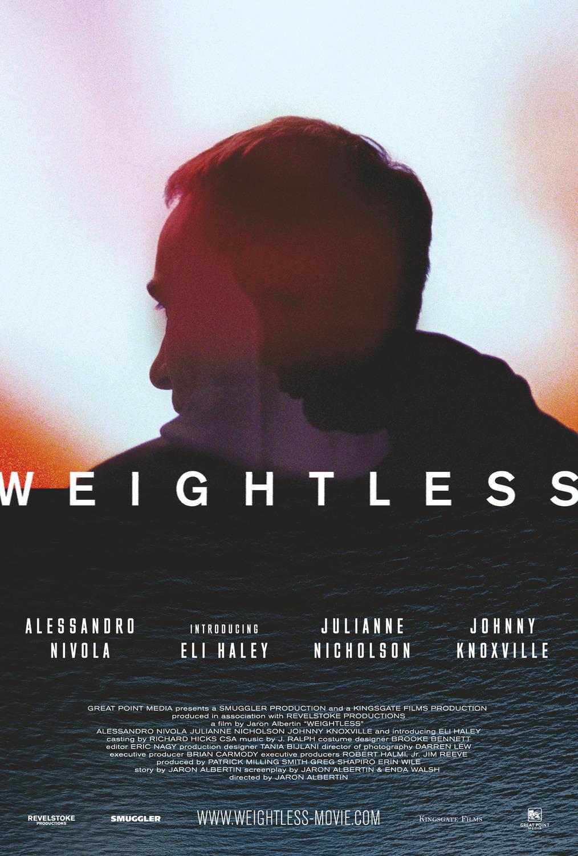 Weightless kapak