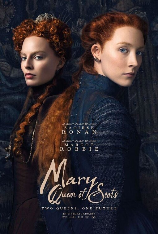 Mary Queen of Scots kapak