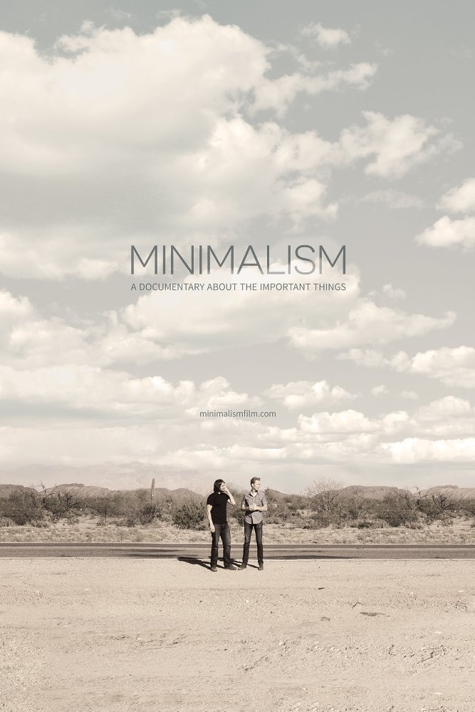 Minimalism: A Documentary About the Important Things kapak