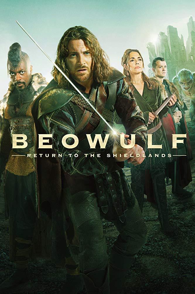 Beowulf: Return to the Shieldlands kapak