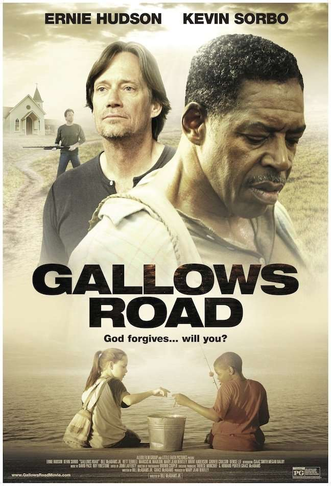 Gallows Road kapak