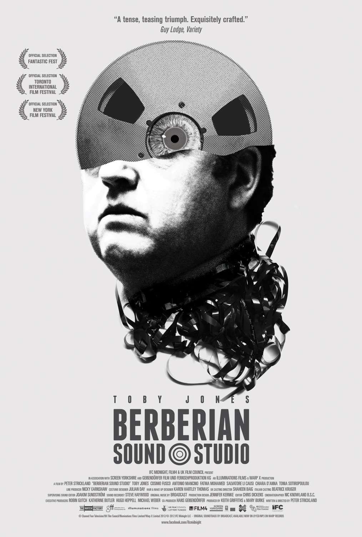 Berberian Sound Studio kapak