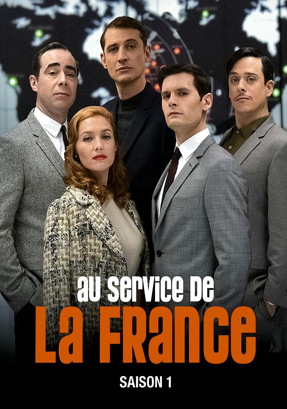 Au service de la France kapak