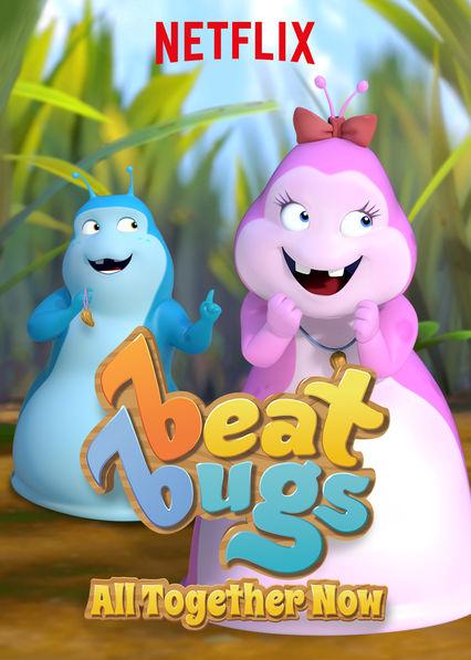 Beat Bugs kapak