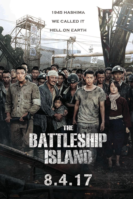 The Battleship Island kapak
