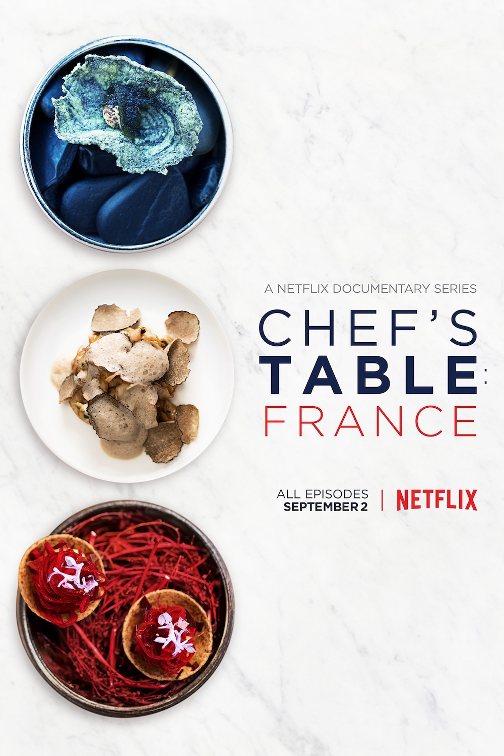 Chef's Table: France kapak