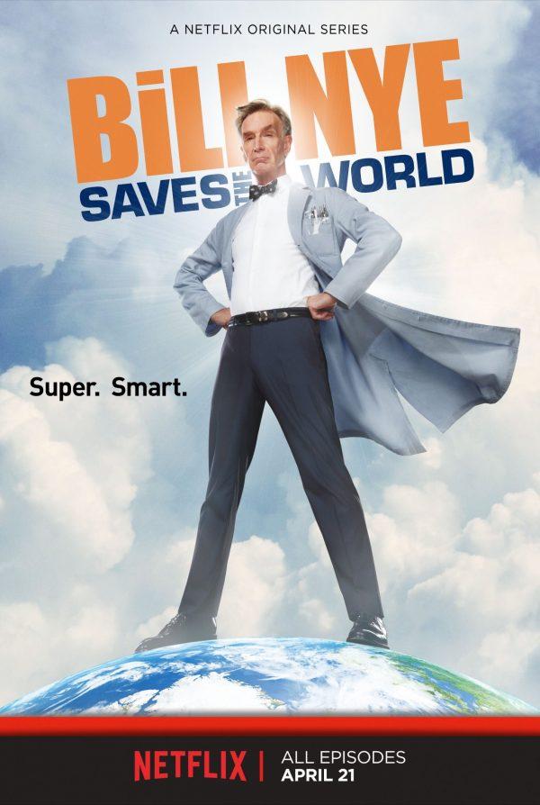Bill Nye Saves the World kapak