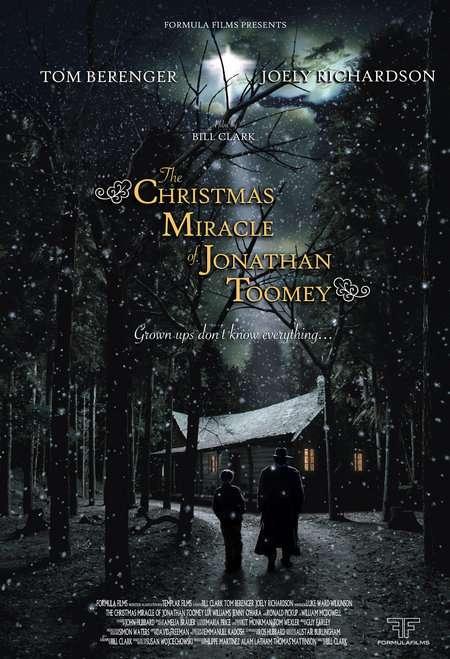 The Christmas Miracle of Jonathan Toomey kapak