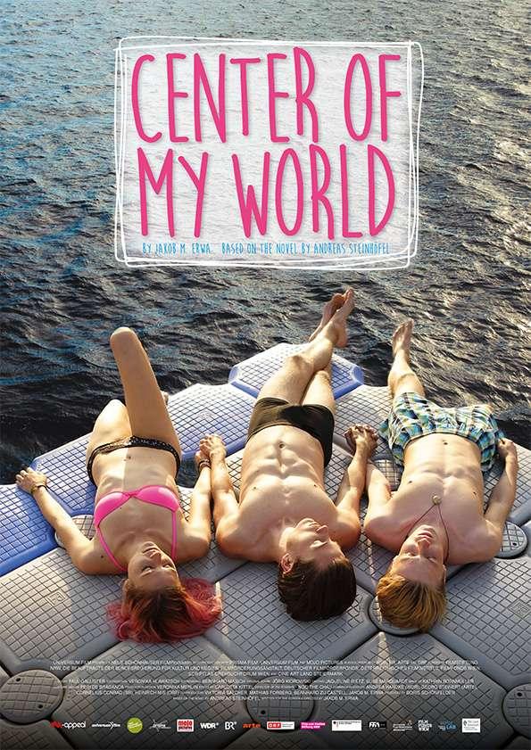 Center of My World kapak