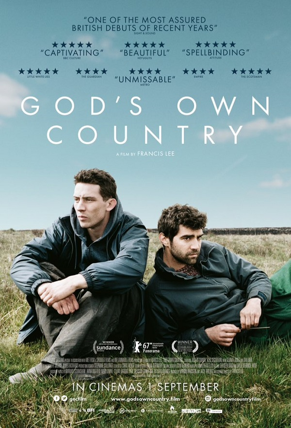 God's Own Country kapak