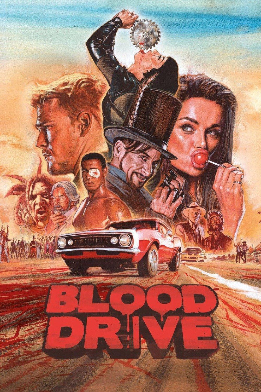 Blood Drive kapak