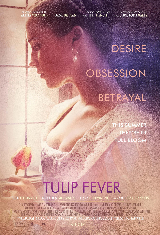 Tulip Fever kapak