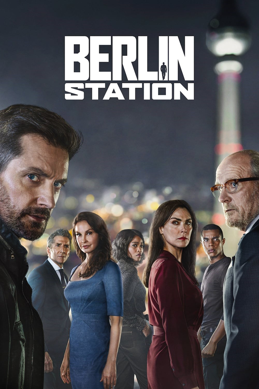 Berlin Station kapak