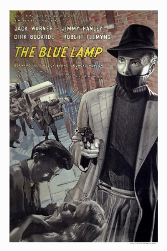 The Blue Lamp kapak