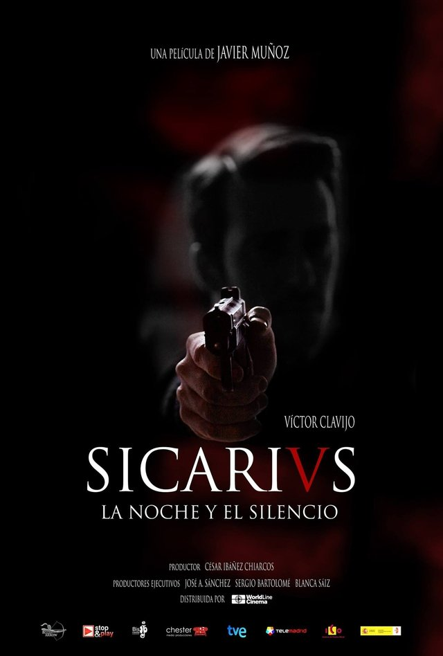 Sicarivs: the Night and the Silence kapak