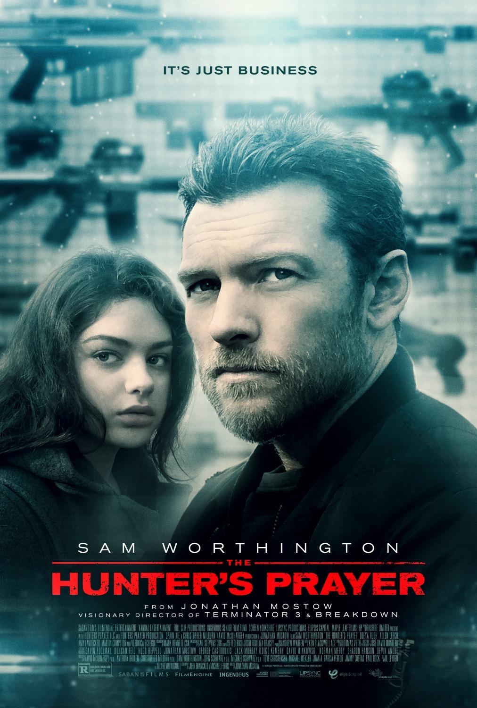 The Hunter's Prayer kapak