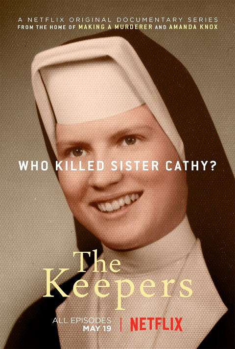 The Keepers kapak