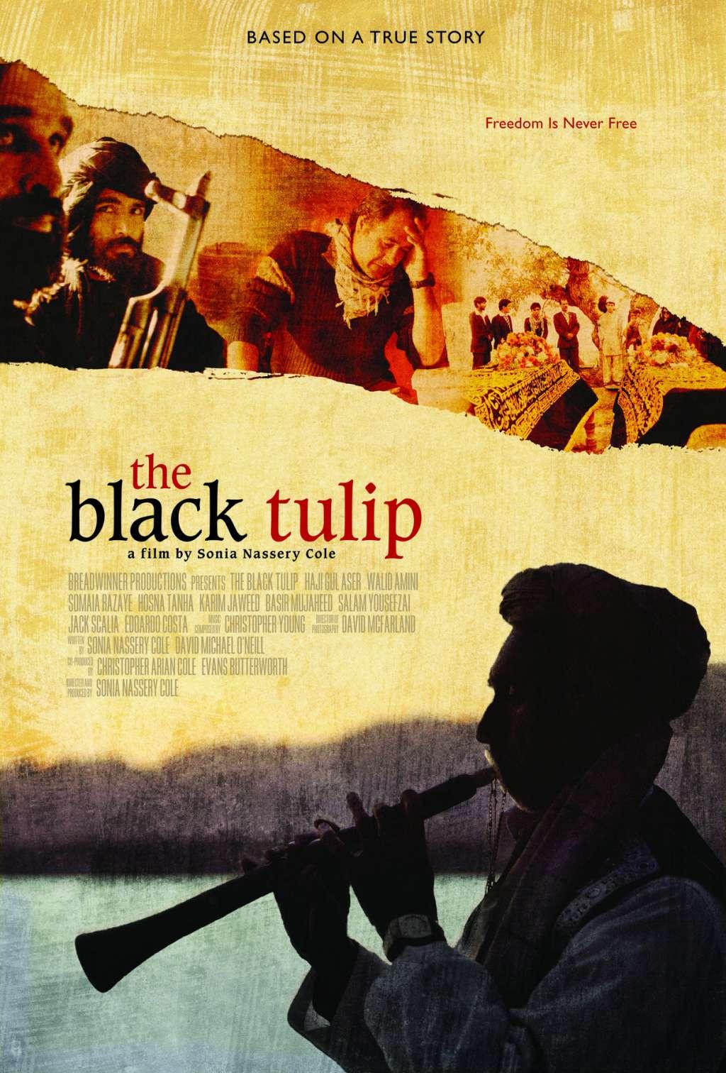 The Black Tulip kapak