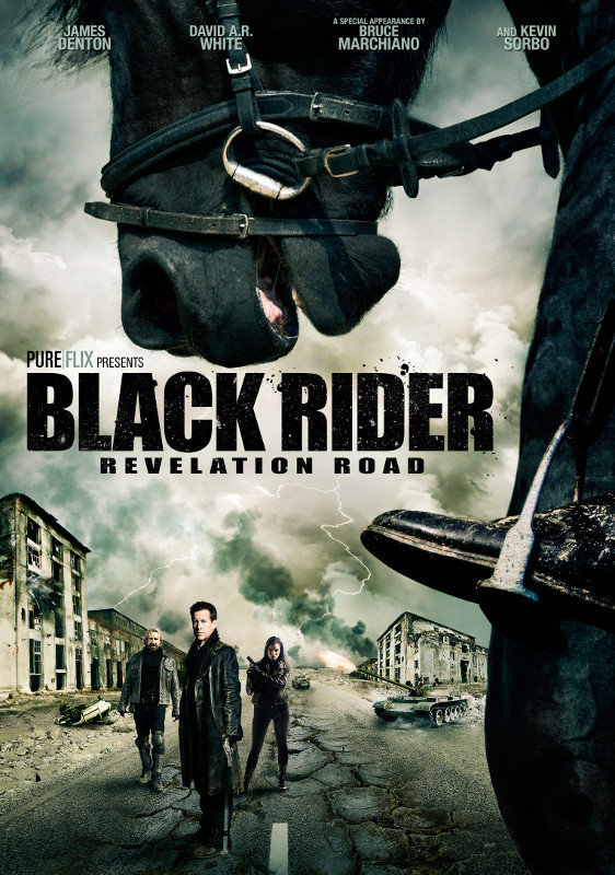 Revelation Road: The Black Rider kapak