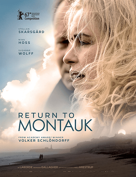 Return to Montauk kapak
