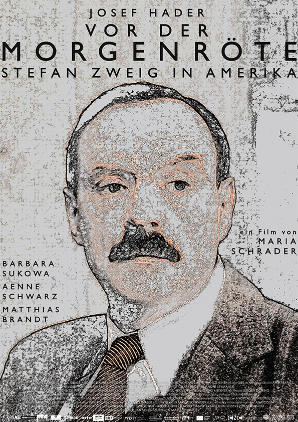 Stefan Zweig: Farewell to Europe kapak