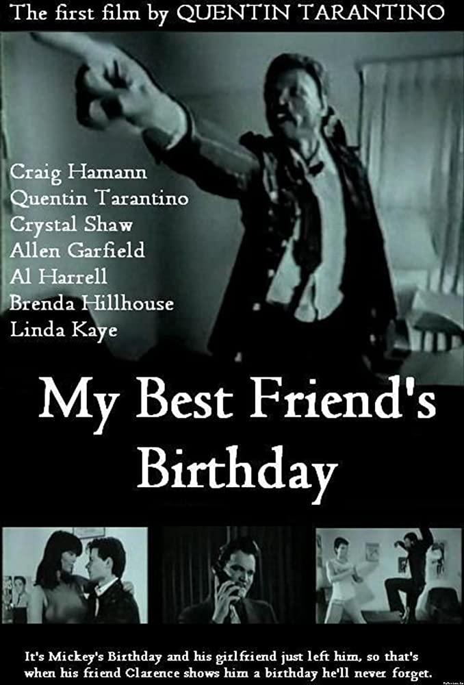 My Best Friend's Birthday kapak
