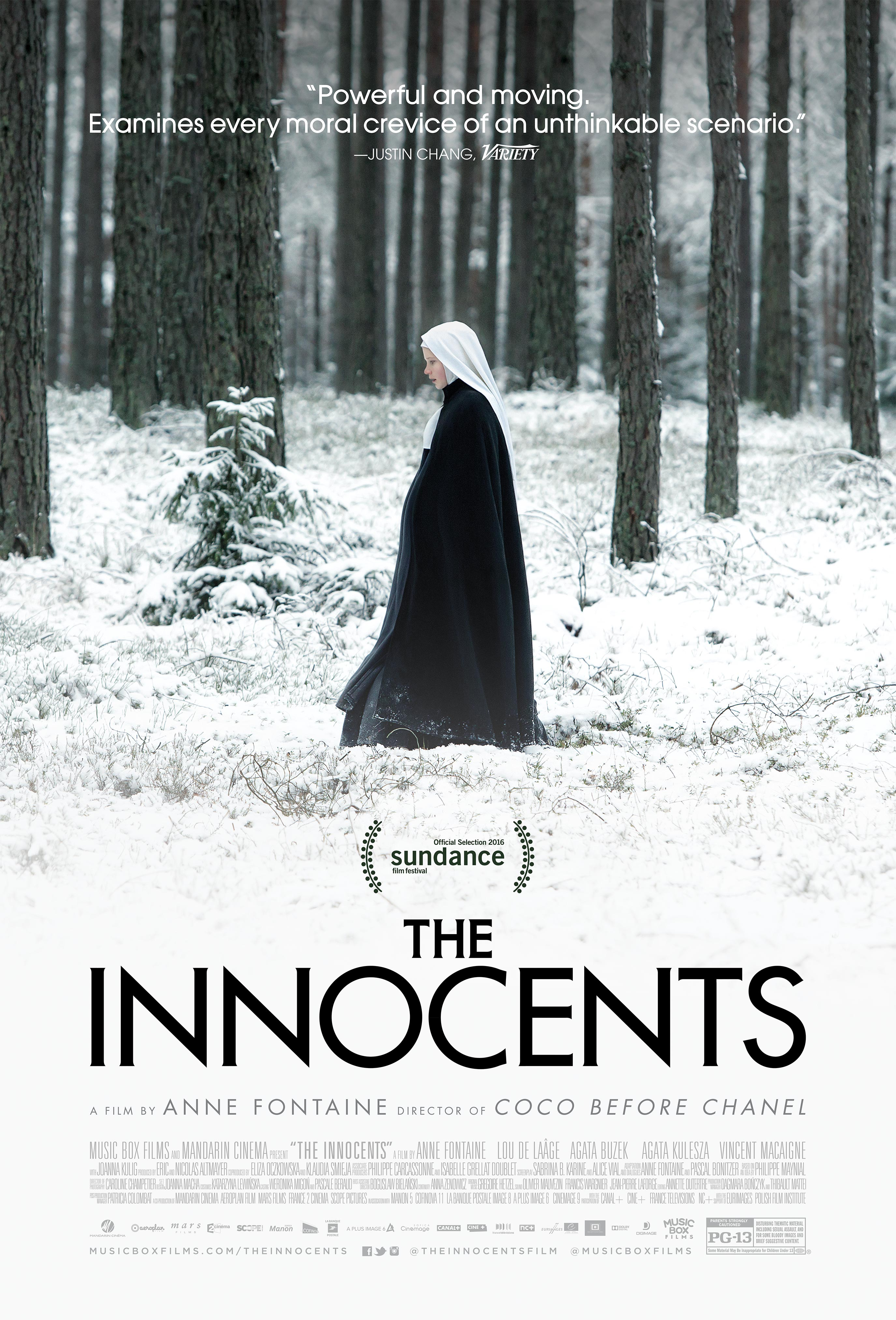 The Innocents kapak