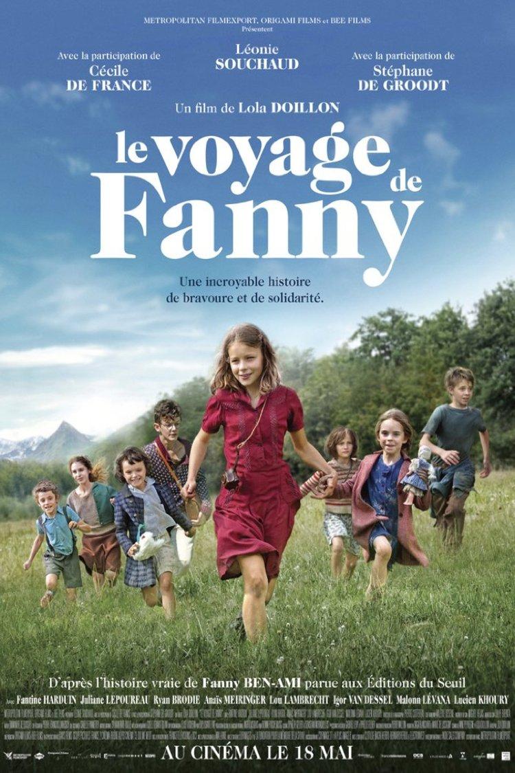 Fanny's Journey kapak