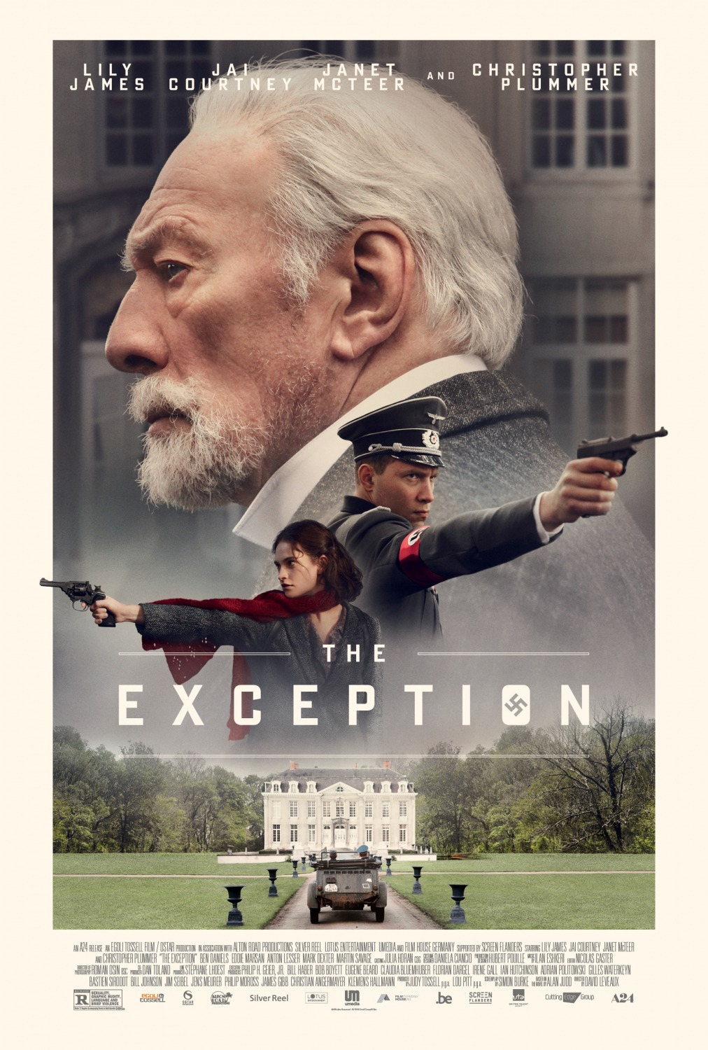 The Exception kapak