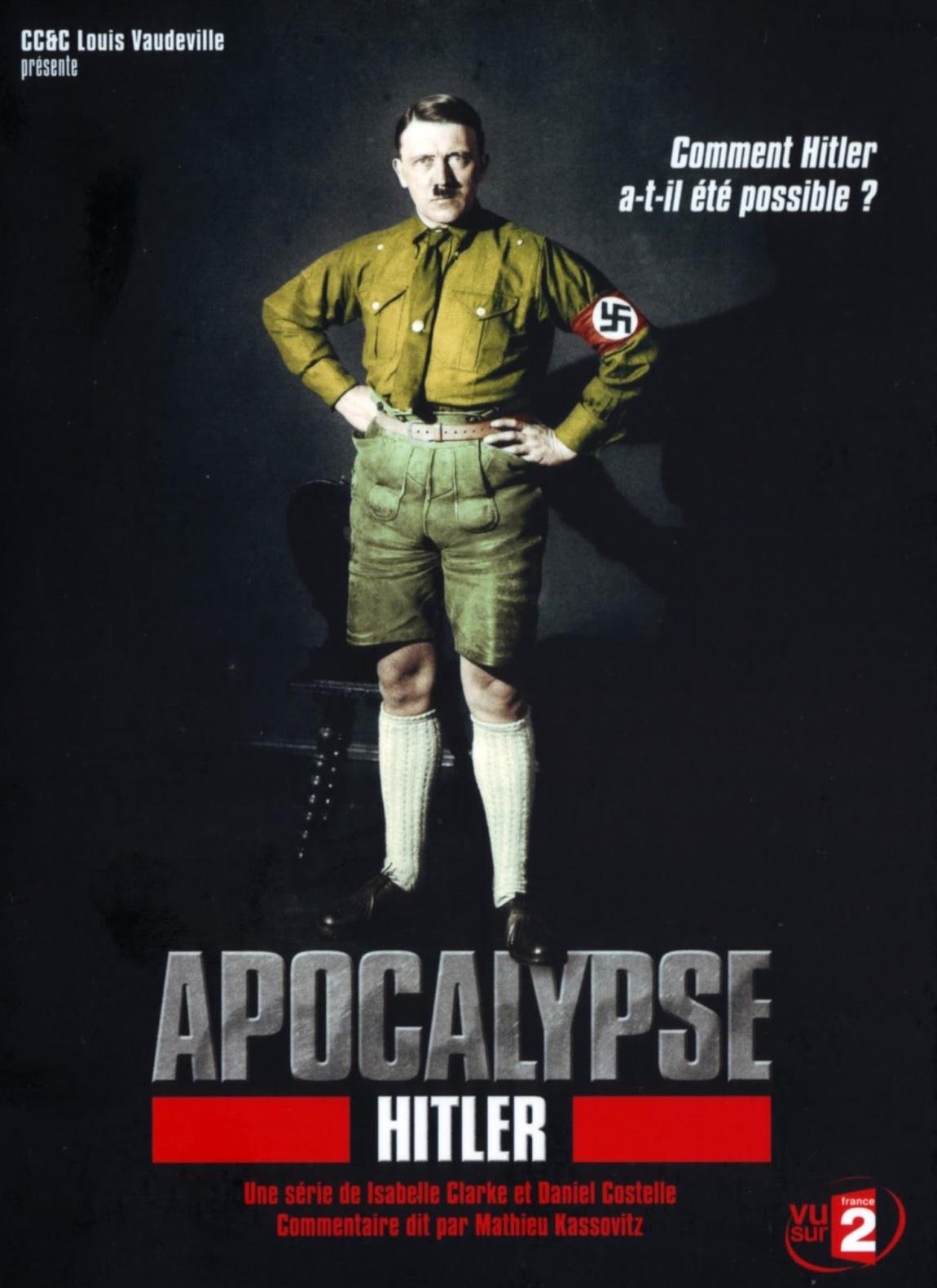 Apocalypse: The Rise of Hitler kapak