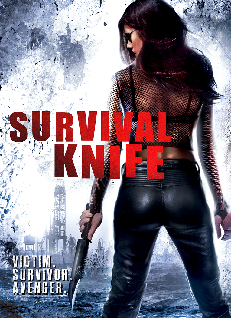 Survival Knife kapak