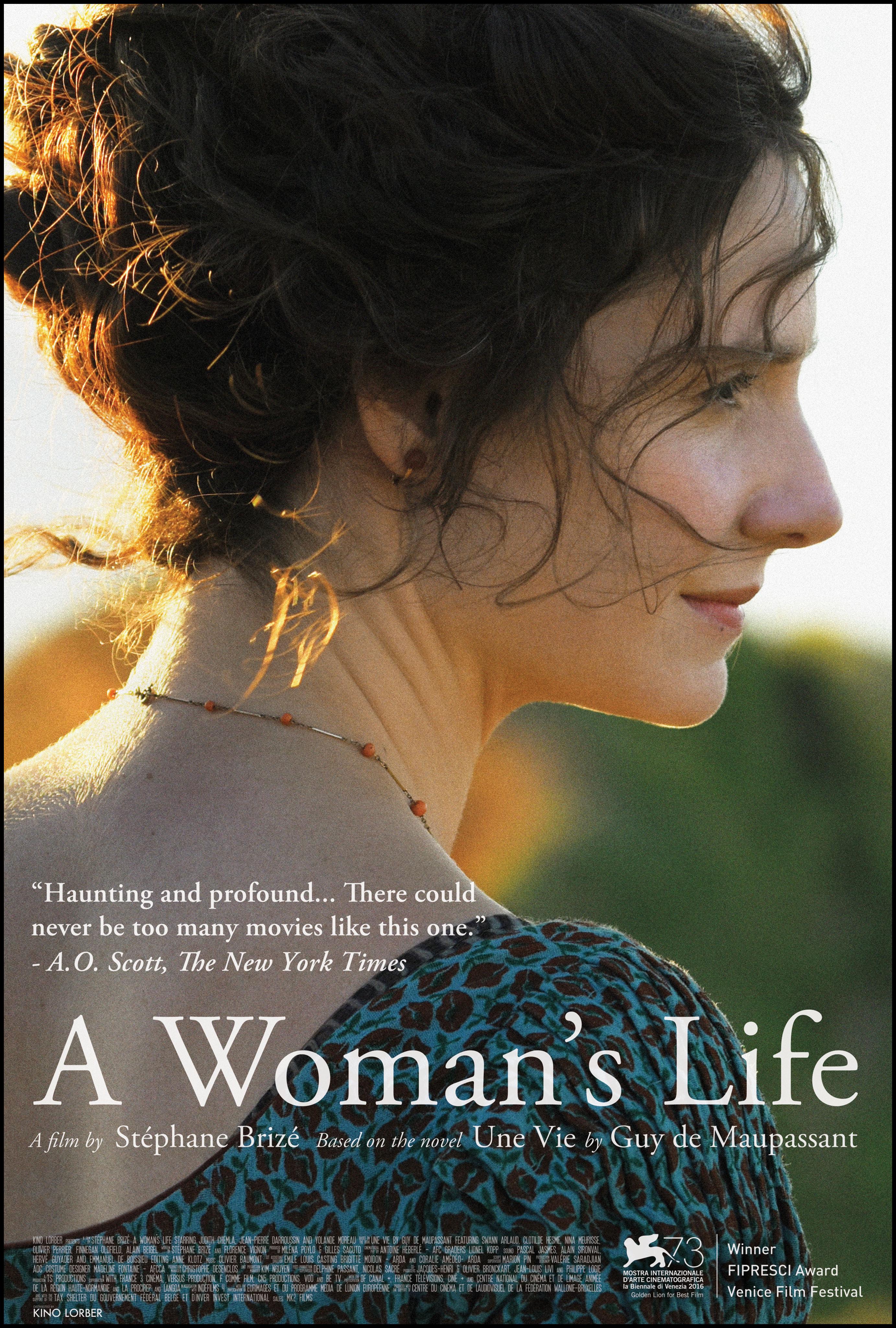 A Woman's Life kapak