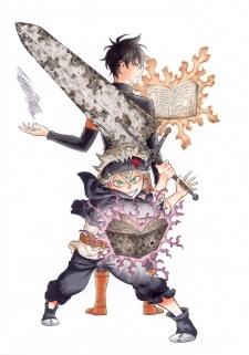 Black Clover (OVA) kapak