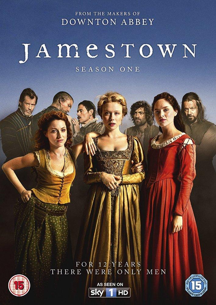 Jamestown kapak