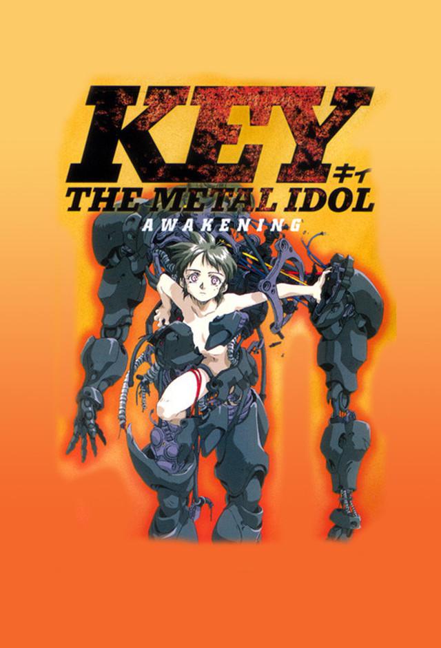 Key: The Metal Idol kapak
