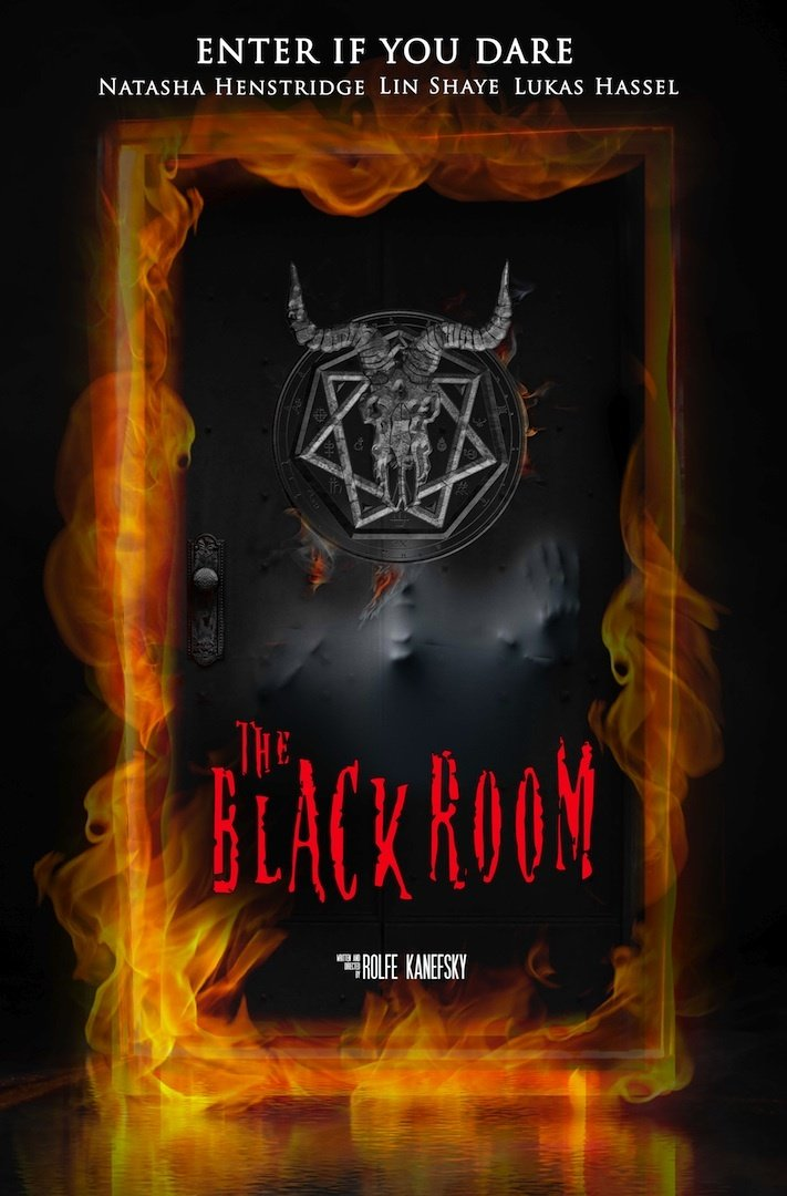The Black Room kapak