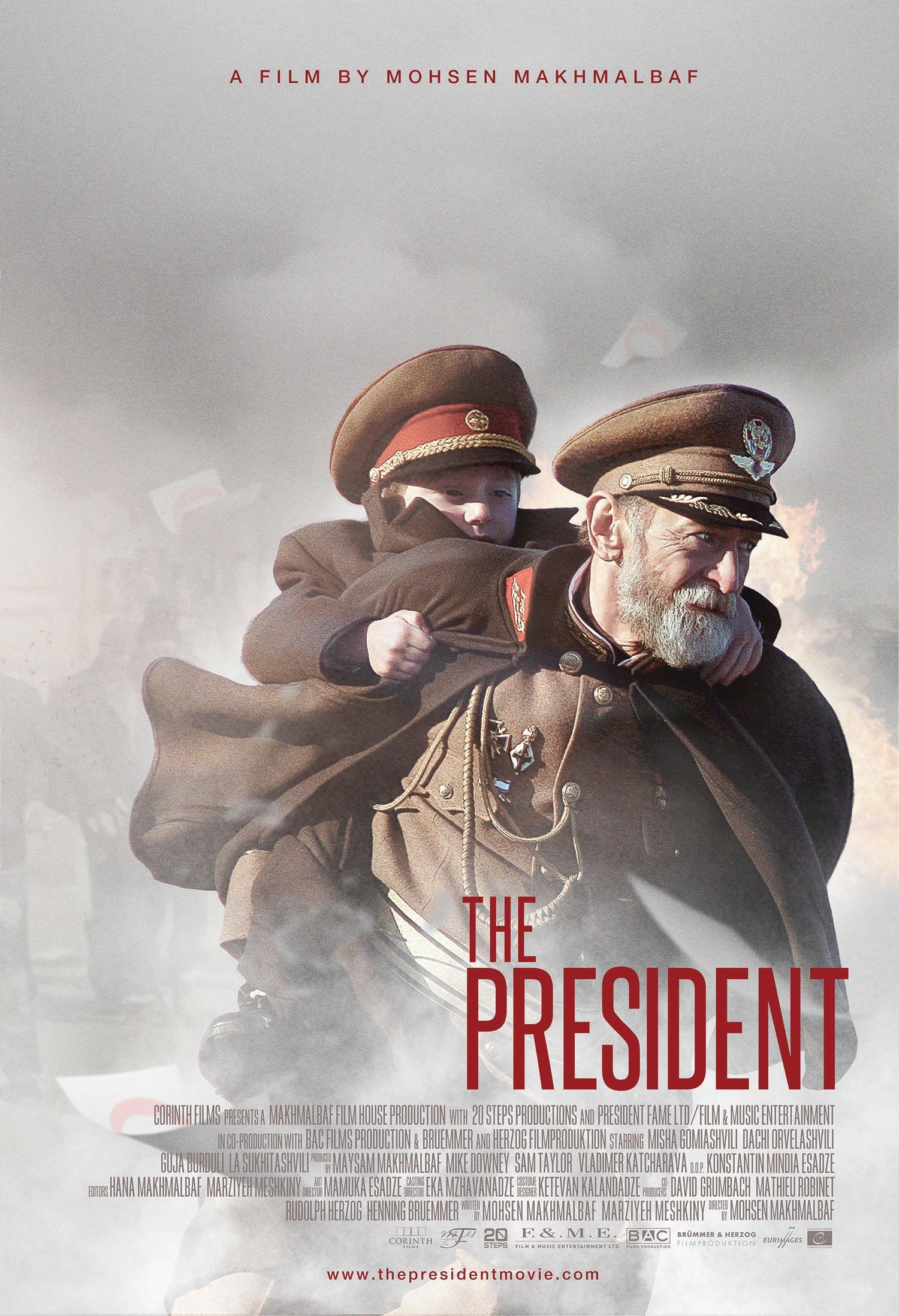 The President kapak