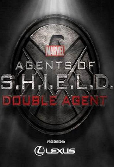 Marvel's Agents of S.H.I.E.L.D.: Double Agent kapak