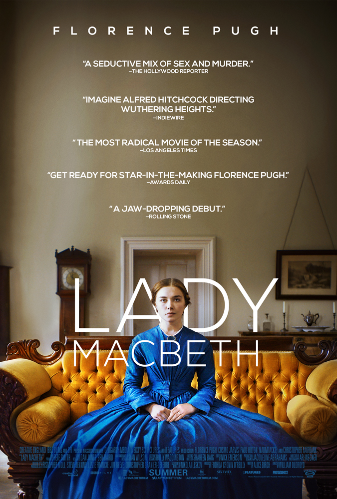 Lady Macbeth kapak