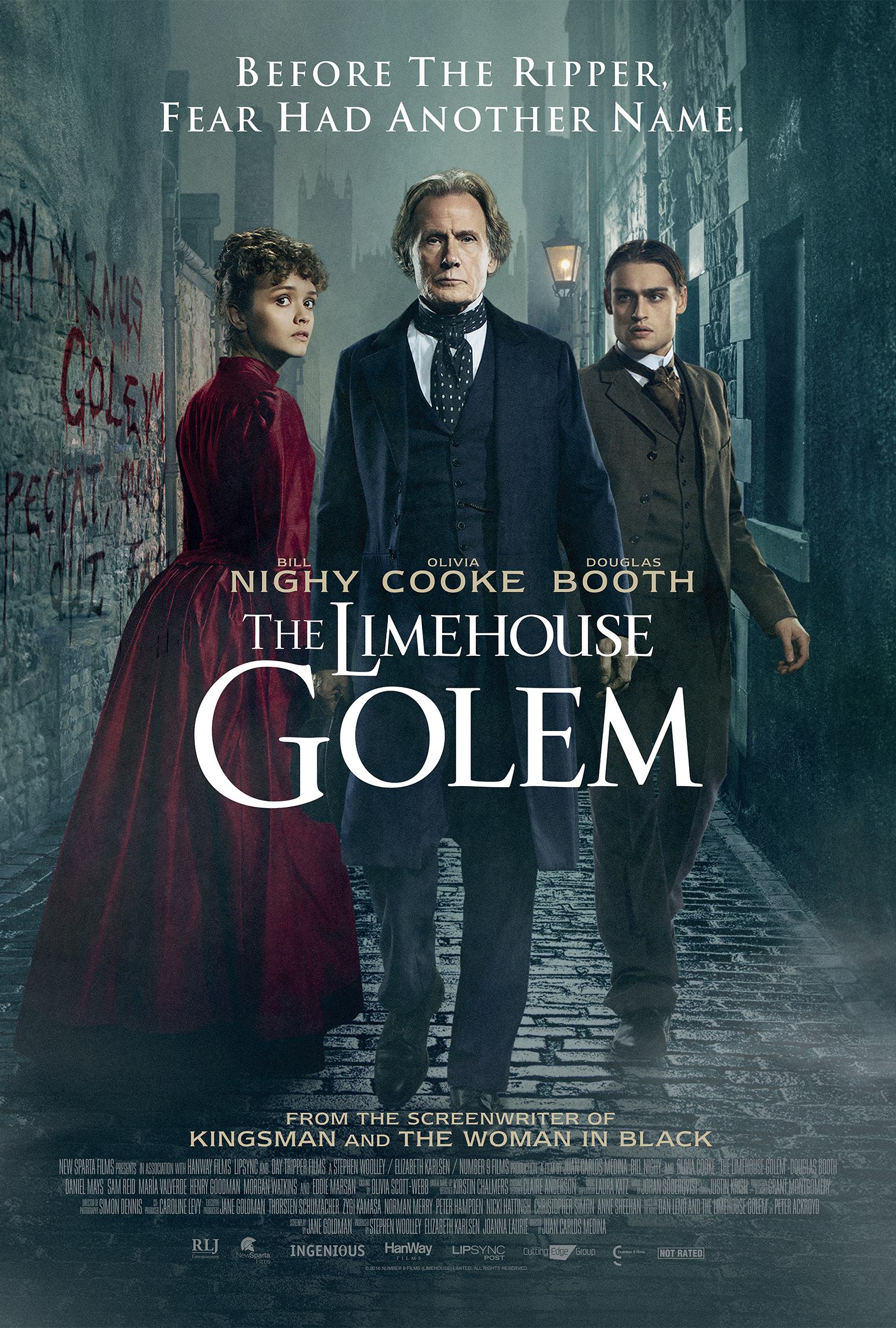 The Limehouse Golem kapak