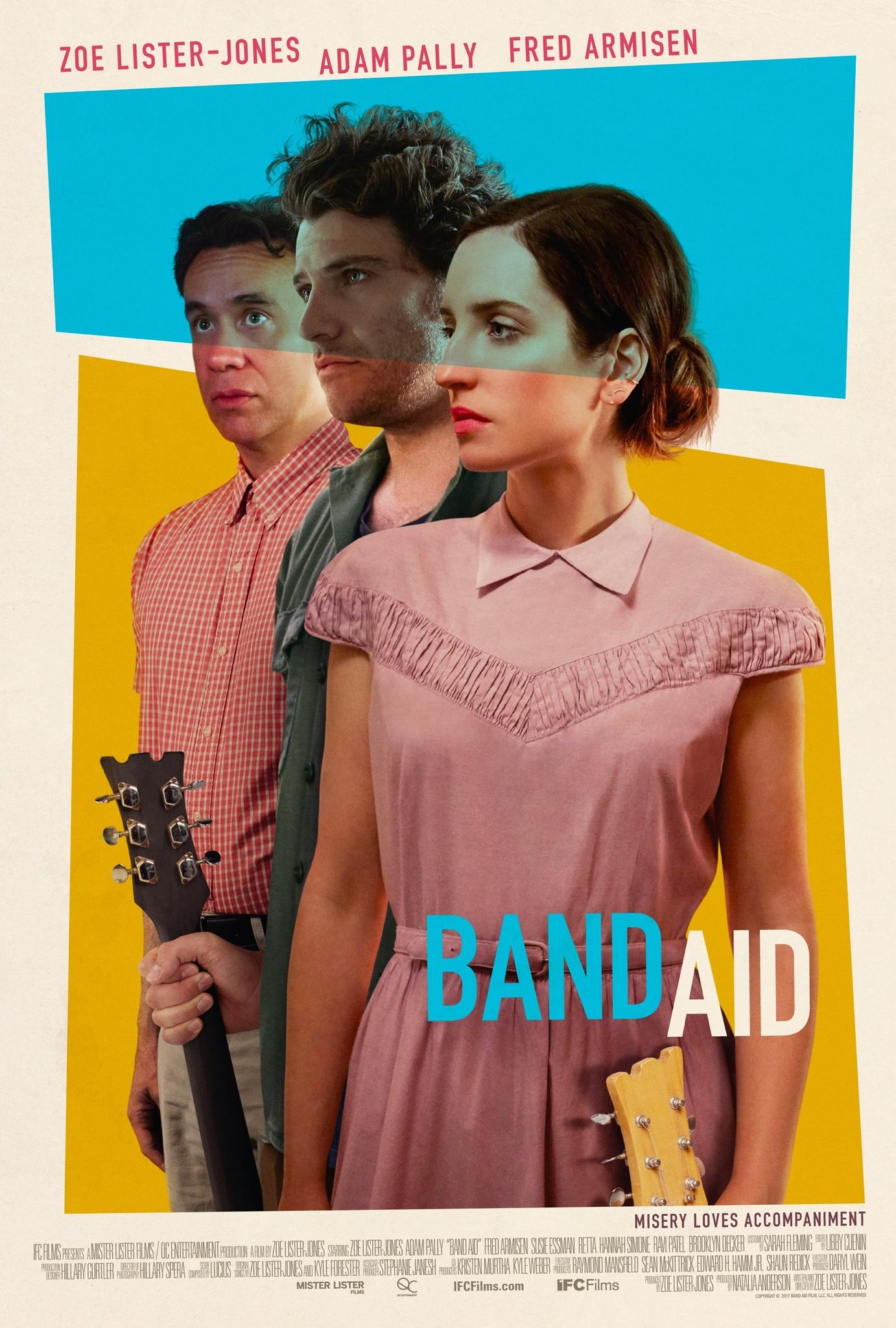 Band Aid kapak