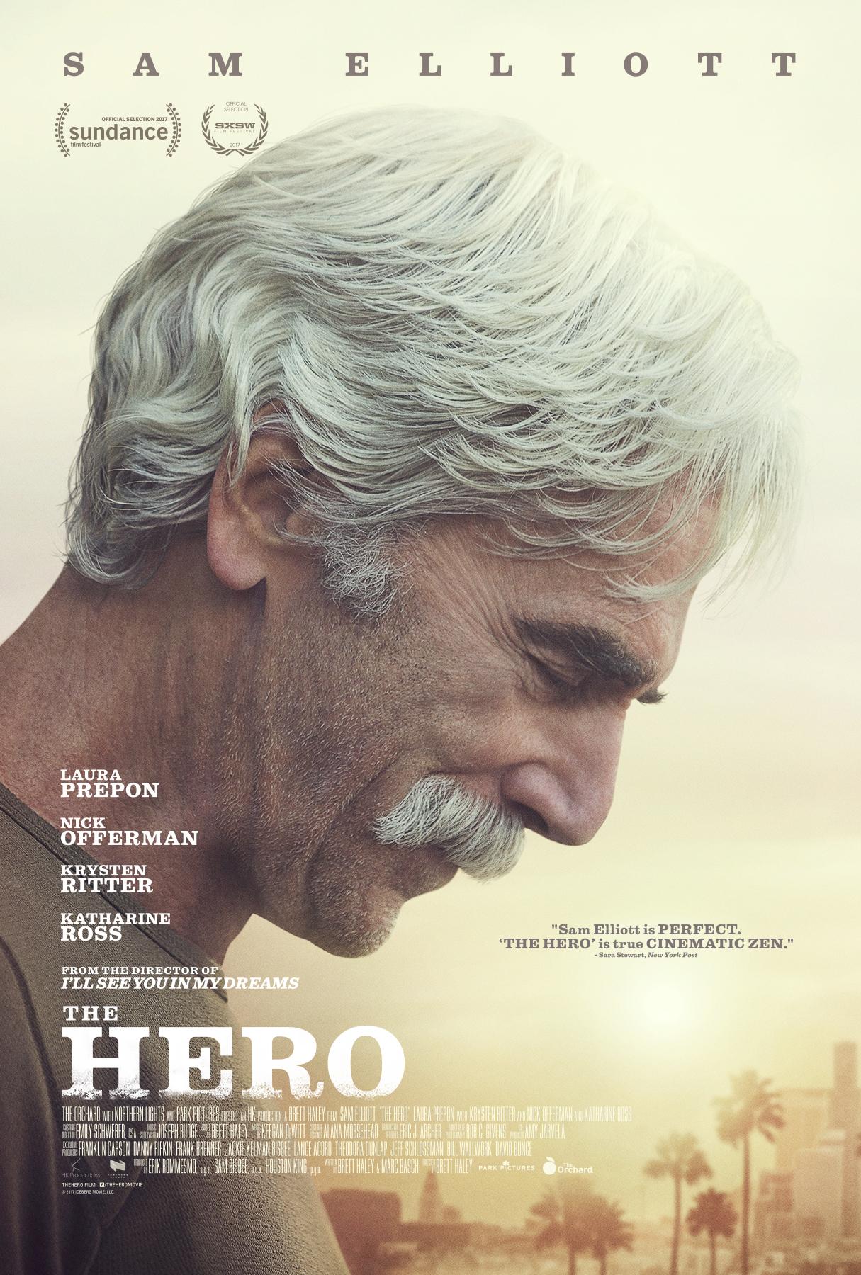 The Hero kapak
