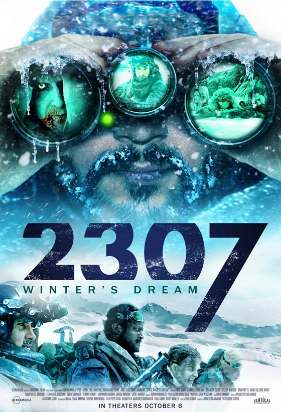 2307: Winter's Dream kapak